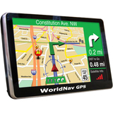 WorldNav 7400 Automobile Portable GPS GPS