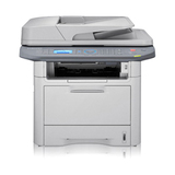 Samsung SCX-4835FR Laser Multifunction Printer - Monochrome - Plain Paper Print - Desktop
