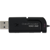 Kingston 8GB DataTraveler 100 G2 USB 2.0 Flash Drive DT100G2/8GBZCR