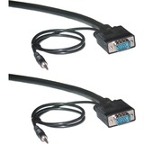 SIIG CB-VG0L11-S1 A/V Cable - 72'