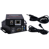 QVS HDMI-C5S4IR Video Extender/Console