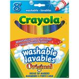 Crayola Washable Broad Tip Markers 56-7908
