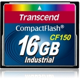 Transcend TS16GCF150 16 GB CompactFlash (CF) Card - Retail