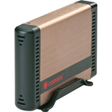 Coolmax HD-381BZ-U3 Storage Enclosure - Copper
