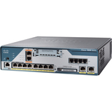 Cisco 1861E Integrated Services Router - C1861ESRSTFK9
