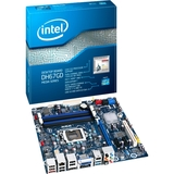 Intel Media DH67GD Desktop Motherboard - Intel - Socket H2 LGA-1155 - 10 x Bulk Pack