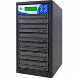 EZdupe LSLGNB5 CD/DVD Duplicator