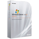 Microsoft Windows Server 2008 R.2 Standard With Service Pack 1 64-bit - License and Media P73-05128