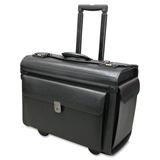 Holiday NT0803 Carrying Case (Roller) for Notebook, File Folder - Black