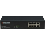 INTELLINET Network Solutions 560412 Ethernet Switch - 8 Port