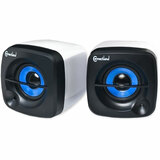 SYBA Multimedia Mini Cube 2.0 Speaker System - Black, White