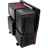 Thermaltake Level 10 GT System Cabinet - Full-tower - Black - Steel, P - VN10001W2N