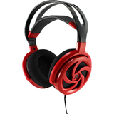 Thermaltake SHOCK HT-SKS004EC Headset - Stereo - Red