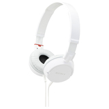 Sony MDR-ZX100 Headphone - Stereo - White - Mini-phone - MDRZX100WHI