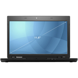 Lenovo ThinkPad 059622U 11.6 LED Notebook - E-240 1.50 GHz - Matte Black