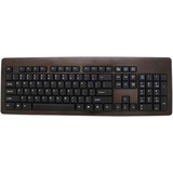 Impecca Bamboo Keyboard - Wired