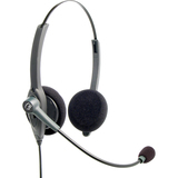 VXi Passport 21P Headset - Stereo - Quick Disconnect
