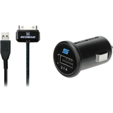 Scosche powerPLUG PRO IUSBC2M Auto Adapter
