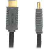 IOGEAR GHDC1403P HDMI A/V Cable for A/V Receiver, DVD Player, Set-top Box, HDTV, Gaming Console - 118