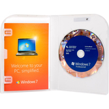 Microsoft Windows 7 Professional With Service Pack 1 32-bit - License and Media - 1 PC FQC-04620