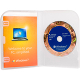 Microsoft Windows 7 Professional With Service Pack 1 64-bit - License and Media - 1 PC FQC-04652