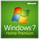 Microsoft Windows 7 Home Premium With Service Pack 1 64-bit - License and Media - 1 PC GFC-02053