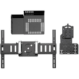HP WB975AA Wall Mount for Flat Panel Display, Thin Client, Desktop Com - WB975AA