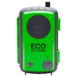 Grace Digital ECOXGEAR Eco Extreme GDI-AQCSE103 Rugged Waterproof Case with Built-in Speaker for Smartphones (Green)