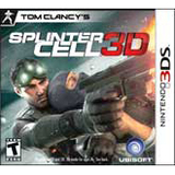 Ubisoft Tom Clancy's Splinter Cell 3D