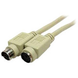 Cables Unlimited PCM-2500-10 Data Transfer Cable for Keyboard/Mouse - - PCM250010