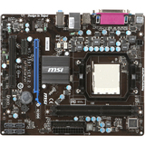 MSI NF725GM-P43 Desktop Motherboard - nVIDIA - Socket AM3 PGA-941