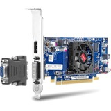 HP QM229AA Radeon HD 6450 Graphics Card - 625 MHz Core - 512 MB GDDR3 SDRAM - PCI Express 2.