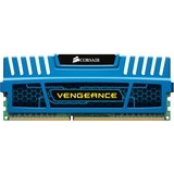 Corsair Vengeance Blue CMZ8GX3M2A1600C9B 8GB 2X4GB DDR3-1600 CL9-9-9-24 Dual Channel Memory Kit