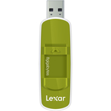 Lexar JumpDrive S70 8 GB USB 2.0 Flash Drive - Green LJDS70-8GBASBNA