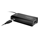 Kensington Family Laptop Charger with USB Power Port