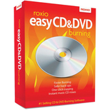 Roxio Easy CD &amp; DVD Burning 2011 - Complete Product - 1 User - 249000
