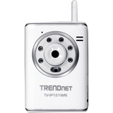 TRENDnet SecurView TV-IP121WN Surveillance/Network Camera - Color