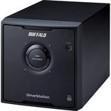 Buffalo DriveStation Quad HD-QLU3R5 DAS Array - 4 x HDD Installed - 8 TB Installed HDD Capacity