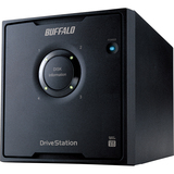 Buffalo DriveStation Quad HD-QLU3R5 DAS Hard Drive Array - 4 x HDD Installed - 4 TB Installed HDD Capacity