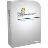 Microsoft Windows Small Business Server 2011 Essentials 64-bit - License and Media
