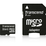 Transcend TS32GUSDHC4 32 GB microSD High Capacity (microSDHC) - TS32GUSDHC4