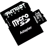 PSF32GMCSDHC10 - Patriot Memory 32GB microSDHC Class 10 Flash Card