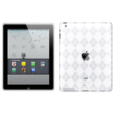 Amzer Luxe 90783 Skin for Tablet PC - Clear