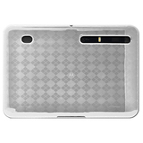 Amzer Luxe 90489 Skin for Tablet PC - Clear