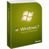 Microsoft Windows 7 Home Premium With Service Pack 1 64-bit - License and Media - 1 PC GFC-02156