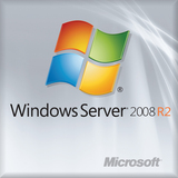 Microsoft Windows Server 2008 R.2 Enterprise With Service Pack 1 64-bit - License and Media P72-04470