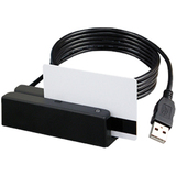 MSR213V-33AKNR - Uniform Industrial MSR213V Magnetic Stripe Reader
