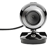 HP Webcam - USB QP896AA