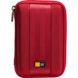 Case Logic QHDC-101 Portable Hard Drive Case - QHDC101RED