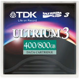 TDK Life on Record LTO Ultrium 3 Data Cartridge - 27814TDK